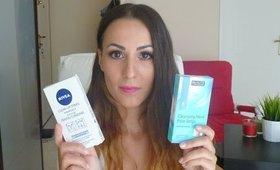 Nose Pore Strips Review&Demo-Nivea vs Beauty Formulas
