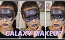 Galaxy Makeup Tutorial | Halloween 2014