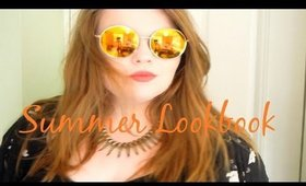 Plus Size Summer Lookbook | NiamhDillonMakeup