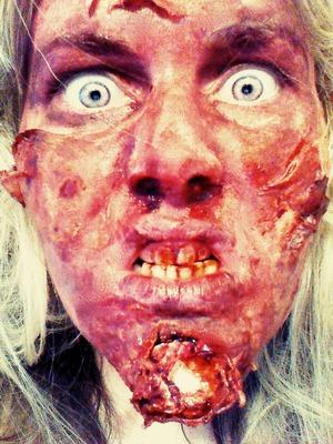 Zombie fun :-)