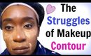 WOC Makeup Do's & Don'ts : My Highlighting + Contouring No Bueno!