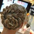 Dutch Flower Bun <3 Easier Than It Looks!