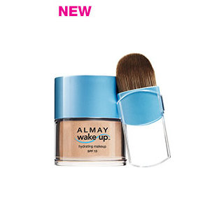 Almay Wake-Up Makeup Powder foundation