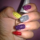 coloured Dots <3