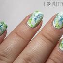 Splattered Aquarelle