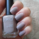Kiko nail lacqeur «319 LIGHT DOVE»