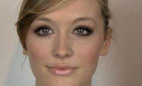Prom Make-up tutorial (Brown Smoky)