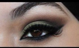 Arabic Makeup look using MakeupGeek Eyeshadows!