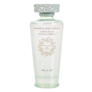 Paul & Joe Beaute Shimmering Body Lotion G
