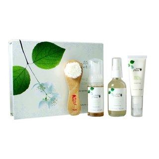 100% Pure Jasmine Green Tea Skin Care Gift Set