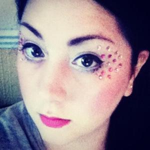 A look that's part of a series of Seven deadly sin makeup looks I'm creating for my blog!