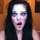'Pretty' Creepy Doll Funny Face