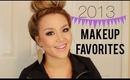 2013 Beauty Favorites