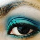 Ocean blue's & Green's