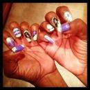 Nails LAST week (July 7th)
