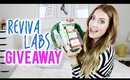 Vitacost 12 Days of Giveaway ft. Reviva Labs - vlogwithkendra