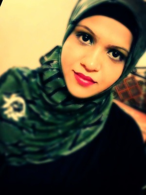 hijab look gr8