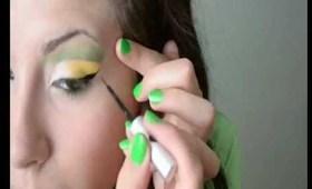 tutorial brasile - giallo e verde