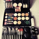 my new make up apparatus 2013