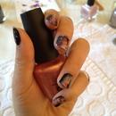 Galaxy Prom Nails