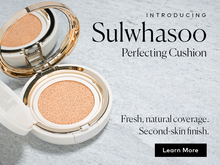 Introducing Sulwhasoo Perfecting Cusion – Learn more