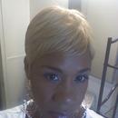 Blonde summer weave