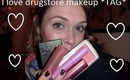I love drugstore makeup TAG