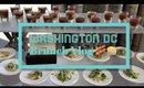 Washington DC Brunch Vlog