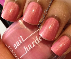 Pink/coral shimmer