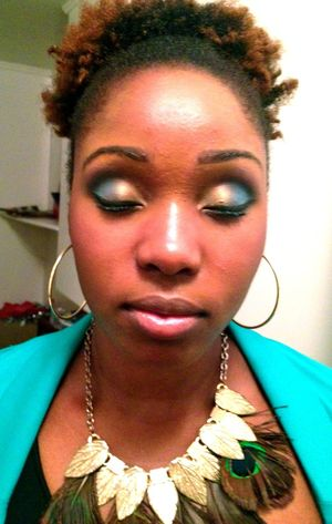 Full Face Makeup Application - www.talyatapley.com