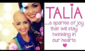 In Honor Of Talia Joy Castellano