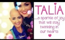 In Honor Of Talia Joy Castellano