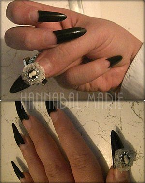 My nails for New Years.