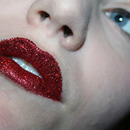 Ruby Red lips