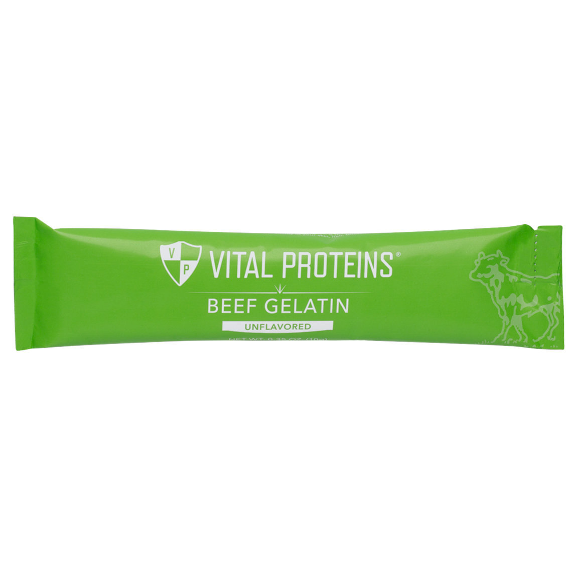 Vital Proteins Beef Gelatin Stick Packs alternative view 1 - product swatch.