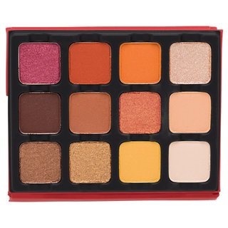 Viseart Warm EDIT Eye Shadow Palette