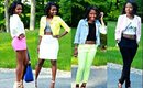 Spring Fashion Lookbook 3