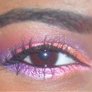 Coral, Pink, and Purple