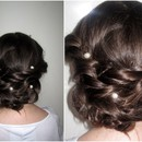 Soft Romantic Updo