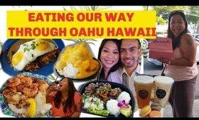 Eating Our Way Through Oahu, Hawaii (6.4.19) - Waikiki & Honolulu  | Tina Roxanne