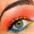 A Colorful Sunrise look