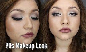 90's Makeup Look| JulietaAMacias