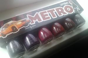 China Glaze - Metro uptown