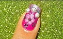 Flower pearl nailart tutorial.... :-)