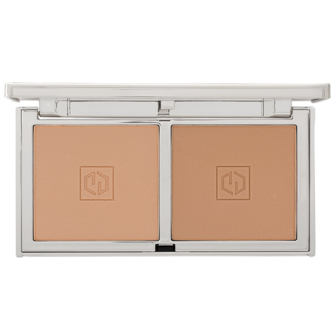 Jouer Cosmetics Sunswept Bronzer Duo Light To Medium product smear.