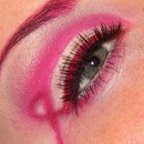 Breast Cancer Makeup