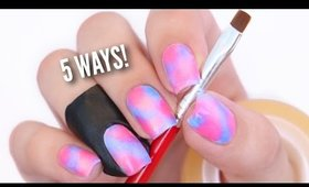 5 Ways To Clean Up Your Nails Perfectly!