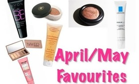 April and May 2013 Favourites