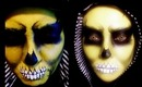 NEON YELLOW ZOMBIE OR SKULL TUTORIAL