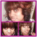 Bouncy Curls And Bangs
